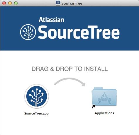 SourceTree-インストール