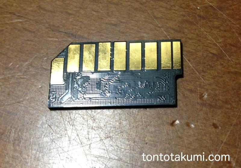 sd-card(中身接続側)