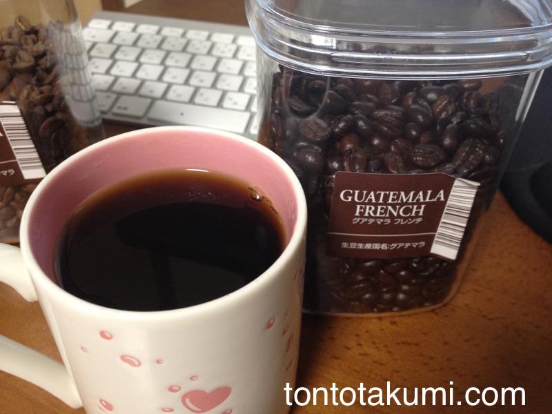 グアテマラ アカテナンゴ地区のコーヒー